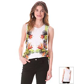Sam Edelman™ Parrot Screen Tank