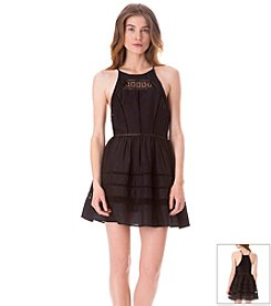 Sam Edelman™ Racerback Sheer Dress