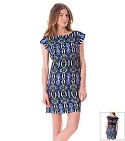 Sam Edelman® Printed Shift Dress