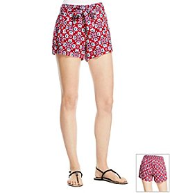 Jessica Simpson Tile Soft Shorts