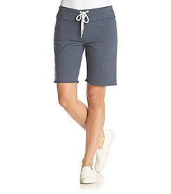 Calvin Klein Performance Slub Drawstring Shorts