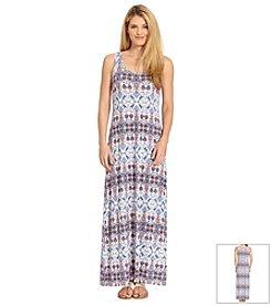 Karen Kane® Printed Maxi Dress