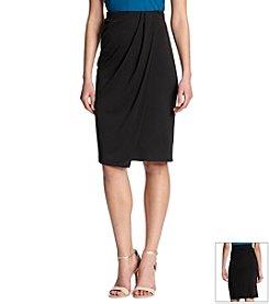 Robert Rodriguez® Solid Matte Skirt