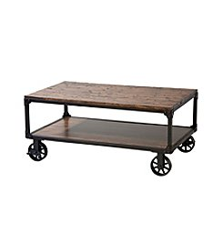 Stein World Holly Cart Cocktail Table