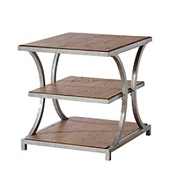 Stein World Palos Heights 3-Tier End Table