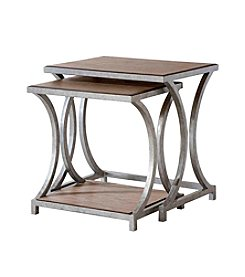 Stein World Palos Heights Nesting Table Set
