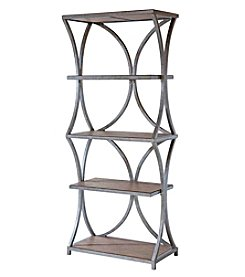 Stein World Palos Heights Etagere Shelf