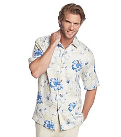 Tommy Bahama® Men's Short Sleeve Hibiscus Terrace Button Down