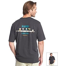 Tommy Bahama® Men's Short Sleeve Glassy Conditions Tee
