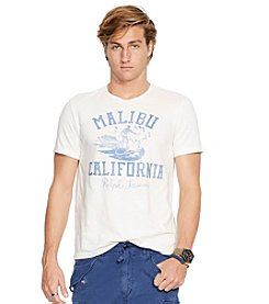 Polo Ralph Lauren® Men's Short Sleeve Crewneck Model Tee