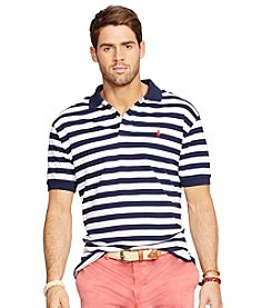Polo Ralph Lauren® Men's Short Sleeve Classic Fit Stripe Polo