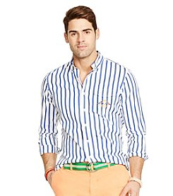 Polo Ralph Lauren® Men's Long Sleeve Striped Button Down