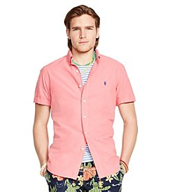 Polo Ralph Lauren® Men's Short Sleeve Button Down