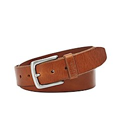 Fossil® Men's Joe Cognac Belt