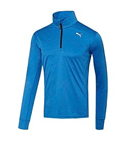 PUMA® Men's Quarter Zip Running Top