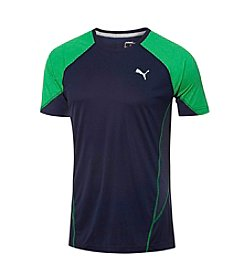 PUMA® Men's Short Sleeve Cool Nov Crewneck Tee