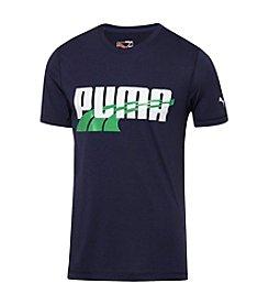 PUMA® Men's Short Sleeve Formstripe Logo Tee