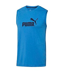 PUMA® Men's Sleeveless Essential No1 Tee