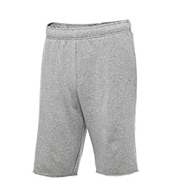 PUMA® Men's French Terry Shorts
