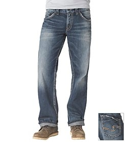 Silver Jeans Co. Men's Gordie Medium Straight Jeans