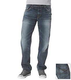 Silver Jeans Co. Men's Hunter Medium Tapered Jean