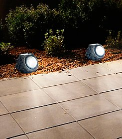 Pure Garden LED Solar Landscaping Lights