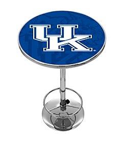 NCAA® University of Kentucky Chrome Pub Table - Fade