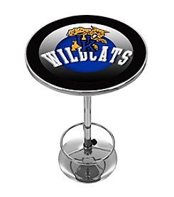 NCAA® University of Kentucky Chrome Pub Table - Honeycomb