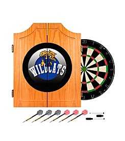 NCAA® University of Kentucky Honeycomb Wood Dart Cabinet Set