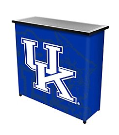 NCAA® University of Kentucky Portable Bar with Case - Fade style