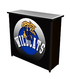 NCAA® University of Kentucky Portable Bar with Case - Honeycomb