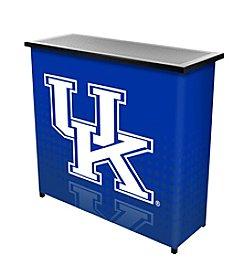 NCAA® University of Kentucky Portable Bar with Case - Reflection