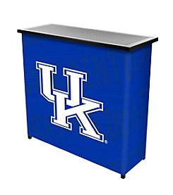 NCAA® University of Kentucky Portable Bar with Case - Wordmark