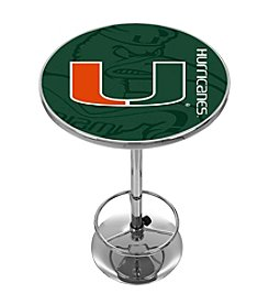 University of Miami Pub Table - Fade