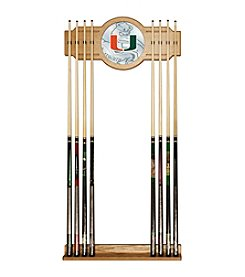 University of Miami Cue Rack - Fade