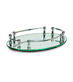 Taymor® Oval Vanity Mirror Tray