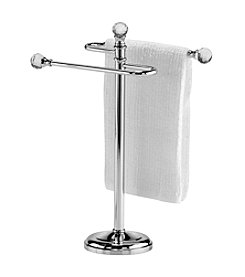 Taymor® Crystal Fingertip Towel Stand