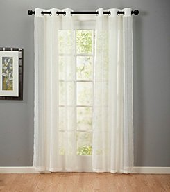 Home Fashions Katherine Grommet Window Curtain