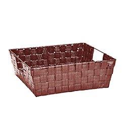 Simplify Bronze Shining Shelf Tote with Open Handles