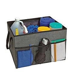 Simplify Grey Foldable Trunk Organizer