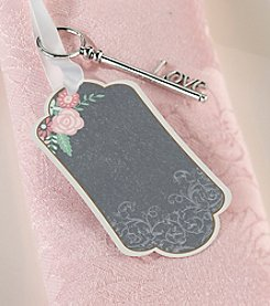 Lillian Rose® Set of 24 Black and Pink Tags