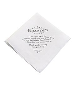 Lillian Rose® Grandpa Hankie