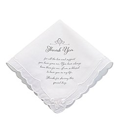 Lillian Rose® Thank You Women's Hankie
