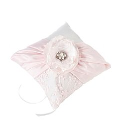 Lillian Rose® Blush Pink Ring Pillow