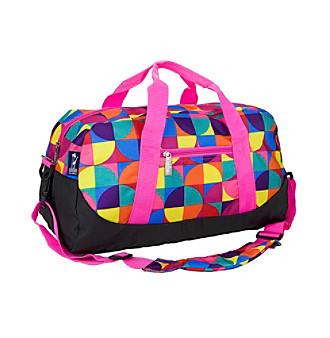Wildkin Pinwheel Sleepover Duffel Bag