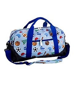Olive Kids Game On! Overnighter Duffel Bag