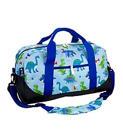 Olive Kids Dinosaur Land Overnighter Duffel Bag