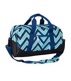 Wildkin Zigzag Lucite Overnighter Duffel Bag