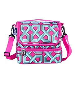 Wildkin Twizzler Double Decker Lunch Bag
