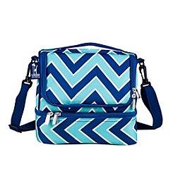 Wildkin Zigzag Refresh Double Decker Lunch Bag